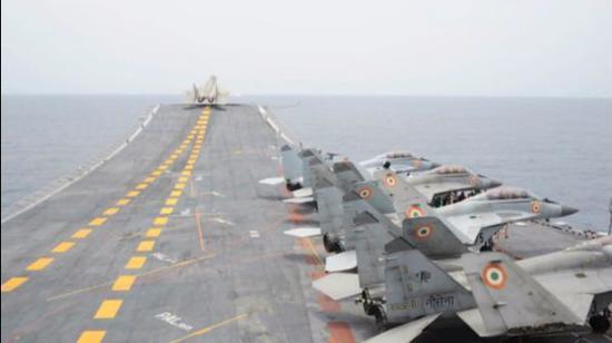 俄造船厂陷困境 印度或将航母维护大单交给乌克兰黄道益活络油真假