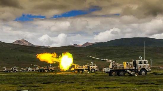 印媒:解放军在中印边境纵深部署部队 修建观察哨