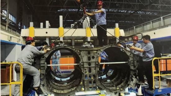 中国FC31设计到首飞仅13个月并非吹牛 3大块拼成全机668kan