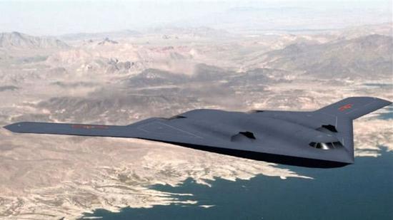 中航宣传片疑似披露轰20方案 外形酷似美军B2(图)基尔加丹印记在哪交