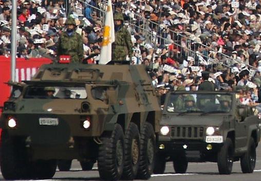 日本自卫队内部考试发生泄题事件 45人被停职