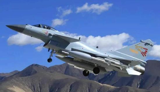 印媒:巴基斯坦正谈判采购歼10C 对抗印度阵风战机