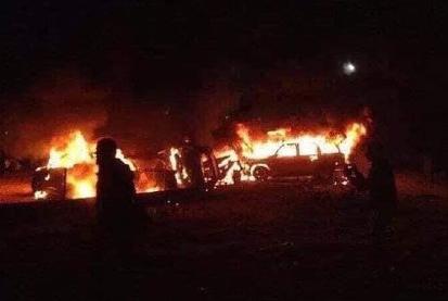 """伊拉克""""人民动员组织""""成员在巴格达再遇袭 5人丧生"""
