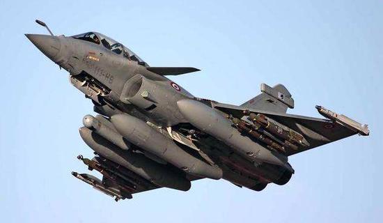 印度加快接收新装备对抗中巴 第二批阵风10月到货