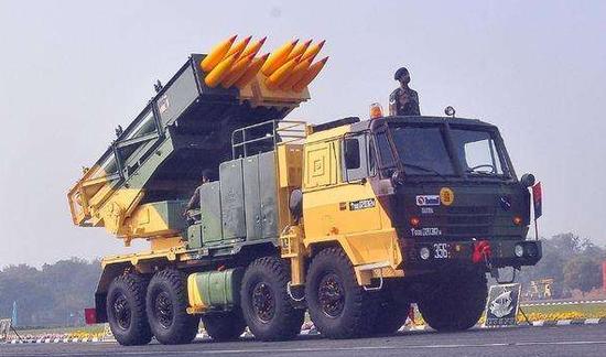 从步枪到飞机 武器进口禁令或使印军得不到所需装备