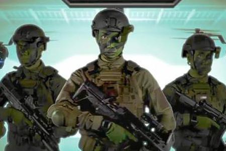 新加坡打造未来士兵