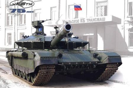 俄大改T90坦克对标美军