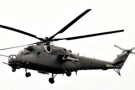 乌兹别克曝首架米35直升机
