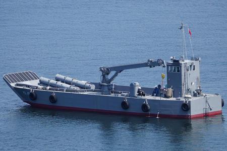 海自小艇也要装备反舰导弹