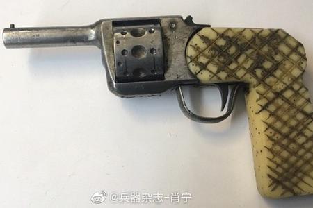 拿这种枪上战场来搞笑的吗