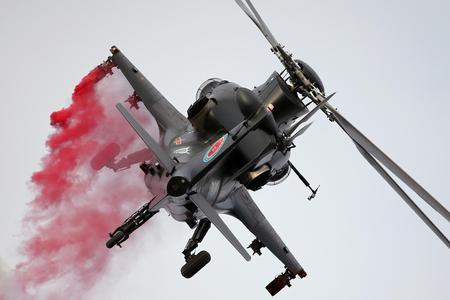 直博会陆军航空兵飞行秀