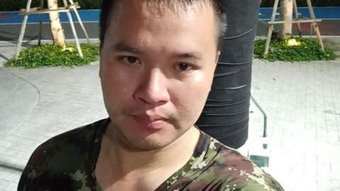 英媒:泰国枪击案凶手作案时尝试直播 路人目击其自拍