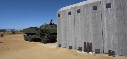 美媒:美军建成3D打印掩体对抗中国 但挡不住东风26