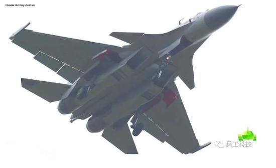 弹射型歼15T舰载机突然亮相 003航母或已万事俱备了