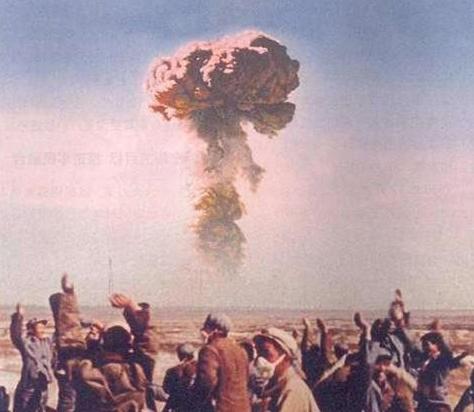 九十三事述征程第八十九集:核试验在即周恩来如何严抓安保