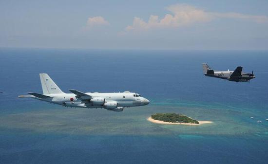 日P1反潜机与菲律宾及印度军演 还抵达南海(图)秦时明月颜良吧