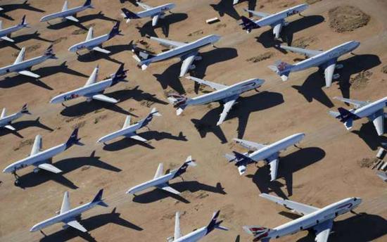 河南这个小县,实际储存了2000架军用飞机。这个数字是亚洲第一(图) 神圣时时彩计划QQ群 第1张