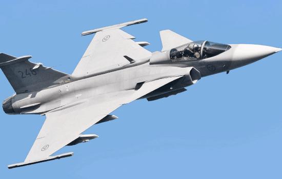 瑞典军火商愿向印度提供战机技术 印媒:他们都快完了