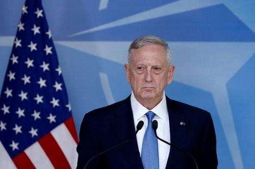 美新国防战略直言对抗中俄 鼓吹冷战式大国竞争