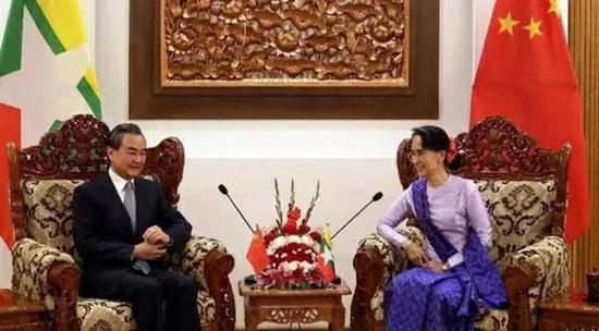 印不想输中国也助缅应对罗兴亚危机 缅甸:印没尽力