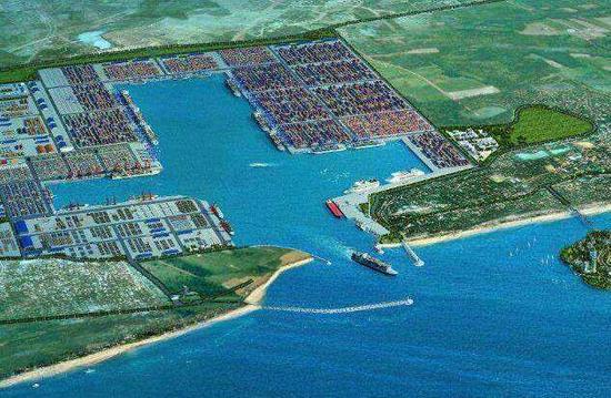 外媒:印度洋周边有8个国家可为中国提供港口或通道