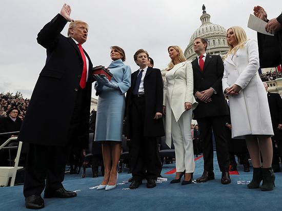 揭秘特朗普式美国白人民族主义:一种逆向身份政治