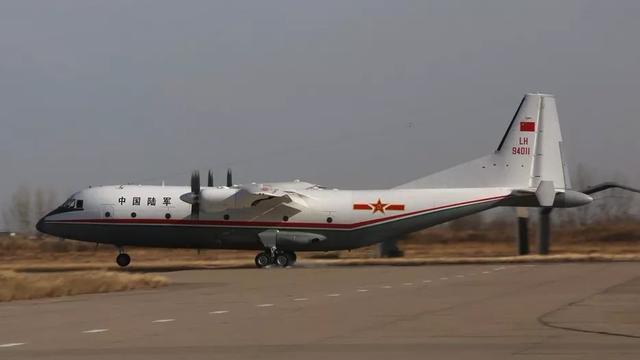 会飞的陆军!中国陆军列装第二架运-9型运输机