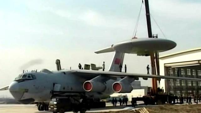 美俄看到它都十分眼红!中国预警机此装备为世界最大