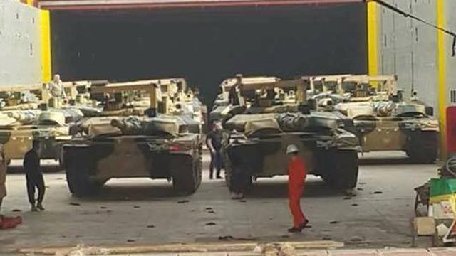 VT-4这单生意被美国搅黄?伊拉克购买500辆俄制坦克