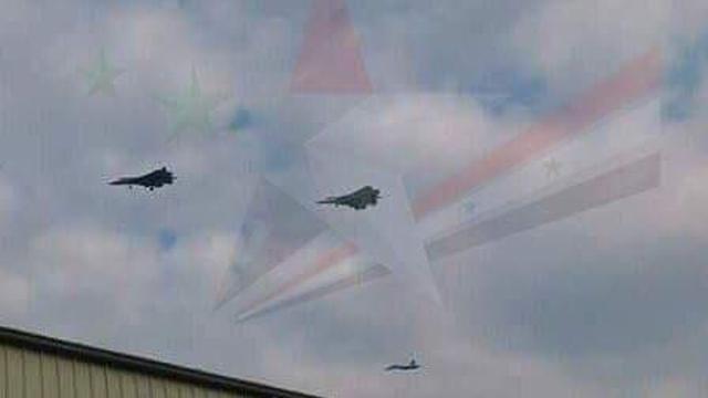 去练火箭弹本领?俄军苏57奔赴叙利亚搞实战首秀