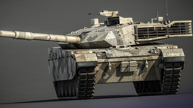 狠怼印度的利器!中国VT4将助巴铁陆军称霸次大陆