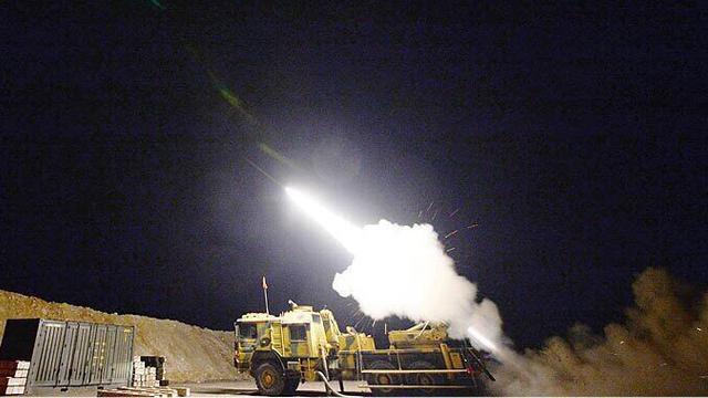 抄的中国卫士?土耳其出动T122火箭炮狂轰叙利亚