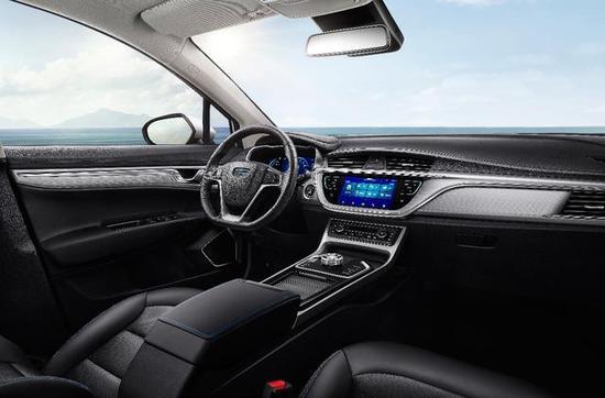 纯电动跨界SUV 帝豪GSe燃爆厦门市场