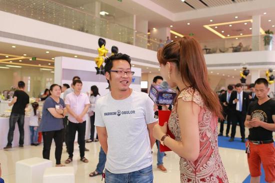 购车GO海沧的理由 嘉诚吉利4S店开业