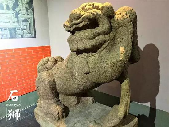 """这里有宋代大型石狮雕像,罕见的明代卧式墓首狮,清代磁灶窑酱釉""""瓦"""