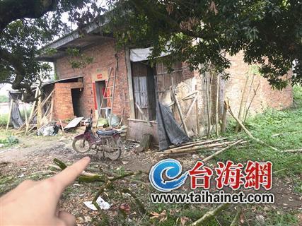 ◆刘某独居在此