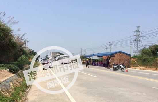 孩子遗体被发现在一公里远的紫菜种植区