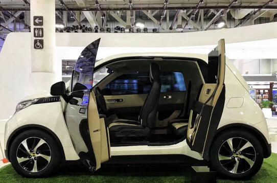 世用集团S1新能源电动汽车全球首发仪式