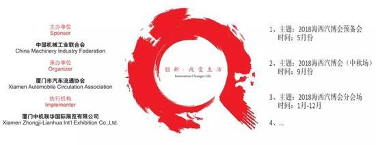 展会组织结构、展会主题、配套活动