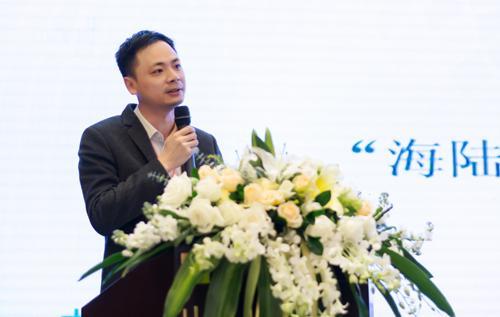 国网厦门电动汽车服务公司经理杨志永主题演讲