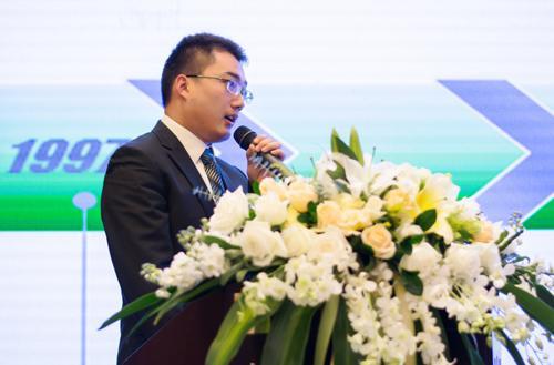 金龙客车工程研究院经理宋光吉主题演讲