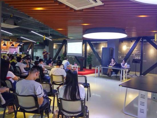 大数据营销专场沙龙在厦门车库咖啡举行 创新碰撞创业花火
