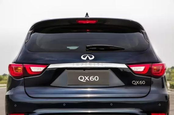 售51.80万起 英菲尼迪新款QX60上市