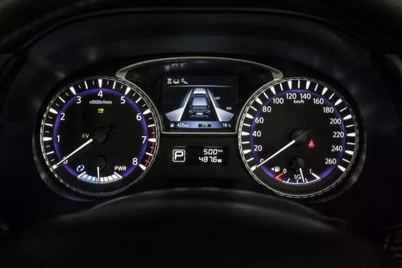 全能豪华7座SUV英菲尼迪QX60厦门上市