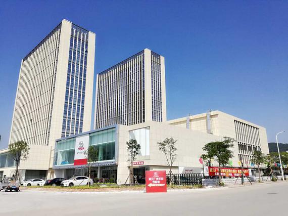 盛元汽车新成员 海沧广丰4S店将开业