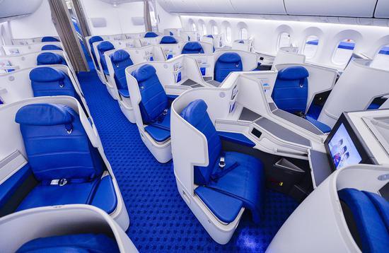 民生 > 正文     b787-9飞机性能升级   波音787-9客机是厦航现有787