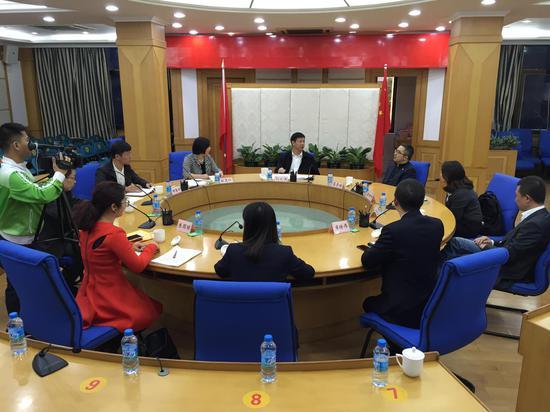 新浪高层赴晋江调研 刘文儒书记表示期待互惠共赢
