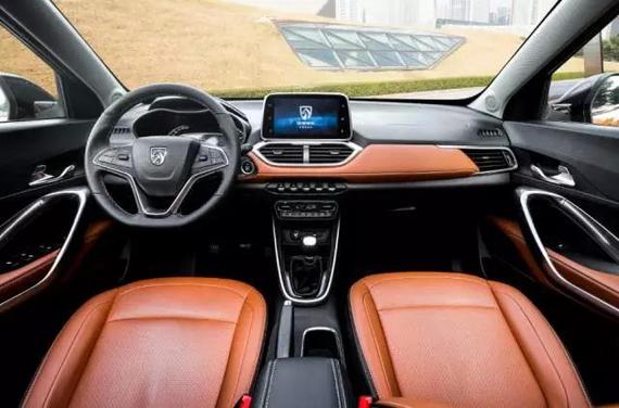 宝骏汽车小型SUV510亮相 预售5.98万起高清图片