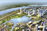 """漳州西湖生态园拥""""五湖四海"""" 将打造绿城副中心"""