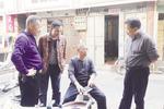 厦门一老铁匠造刀可砍钢筋 台湾屠户跨海求购